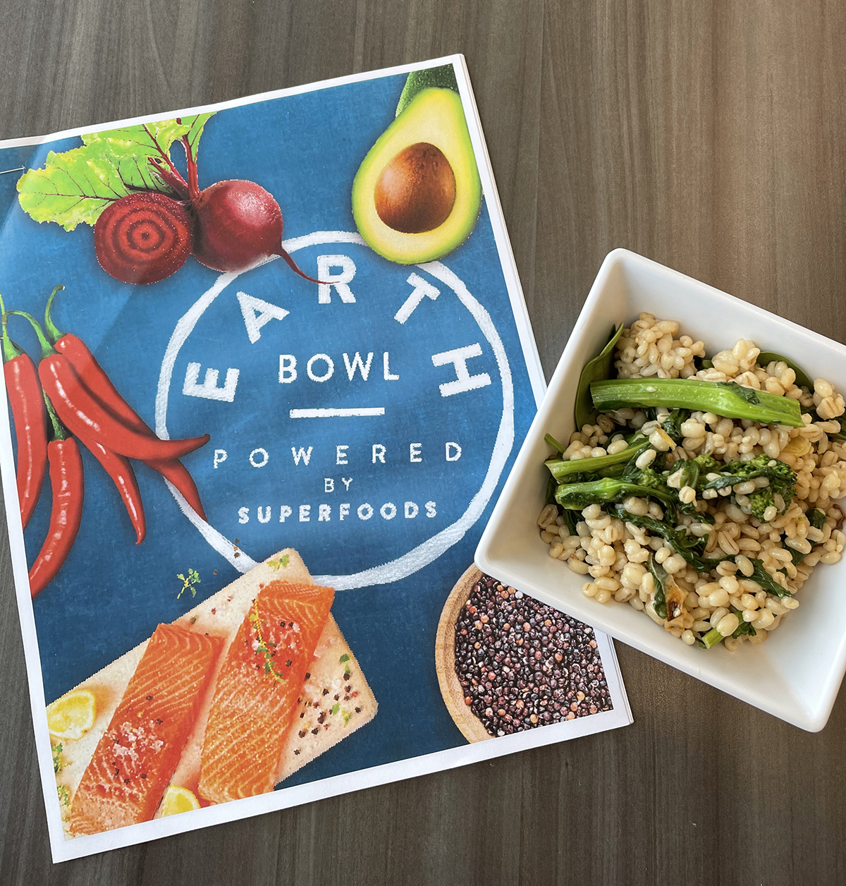 New Superfoods at Dine-in Make It Easy to Eat Healthy