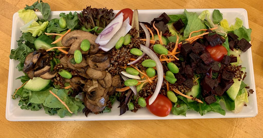 "Plant-Forward ""Rooted"" Menu Offers Many Health Benefits"
